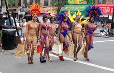 Caribbean pride takes over Church Avenue