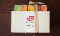 Japanese Kit Kat Boutique - new kit kat flavors - I Only Eat Desserts - Adelaide Food Blog