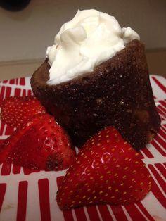 skinny girl chocolate mug cake