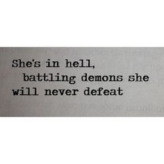 Sigh,,, some days. not me I have power over darkness.. God says so himself :)