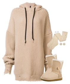 Warm and Cozy | 12 | 1|16 by kahla-robyn ❤ liked on Polyvore featuring Unravel, UGG Australia, UGG, Kate Spade, uggs, polyvorecommunity, polyvoreeditorial and polyvorefashion