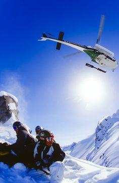 Seeking Powder Hounds: Heli-Skiing the Northwest - The Active Explorer