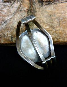 45g Vintage Navajo SMALL Sterling Silver by PoohsCornerOTheWorld