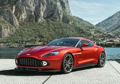 One-month wonder: Just 33 days separated the Aston Martin Vanquish Zagato concept debuting...