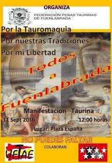 torodigital: TODOS A FUENLABRADA EL 11 DE SEPTIEMBRE