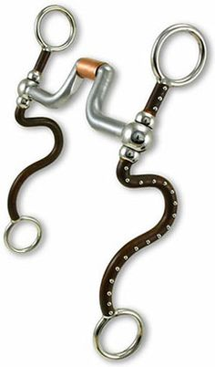 Western Spur with Brass Rowel Choice of Plain or Fancy Equine Horse Key Chain