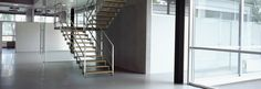 #Trappspecialisterna provides #stairs which makes your stairs simply stylish.  #lofttrappa, #lofttrappor, #designtrappor, #inomhustrappor, #trätrappa