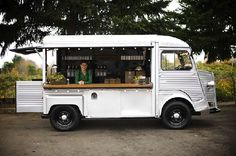 Instead of having wine poured, set-up a wine tasting station or have an awesome wine truck. Creating an unexpected twist to your cocktail hour will set the tone for an incredible evening.
