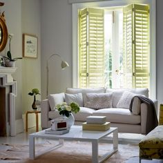Interior Trends for 2016 - Mellow Yellow