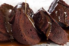"""Mississippi Mud Cake Recipe  Adapted from """"Cake Keeper Cakes: 100 Simple Recipes for Extraordinary Bundt Cakes, Pound Cakes, Snacking Cakes, and Other Good-to-the-Last-Crumb Treats"""" by Lauren Chattman"""