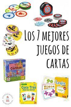 Los mejores juegos de cartas para llevarte de vacaciones. Monopoly, Teaching, Games, Psp, Parenting, School, Special Education, Kids Card Games, Board Games For Kids