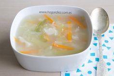 La receta de una sopa que no puede faltar en tu recetario: sopa juliana
