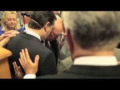 Ted Cruz Is A Grifter Who Believes In Divine Wealth Transfers:  You haven't lived until you've seen a little anointing by megachurch pastors of politicians. In this short video, Ted Cruz and Rand Paul are anointed by pastors at Texas megachurch New Beginnings Church. In this case, it's particularly creepy because of Papa Cruz's prophetic fantasies of what his son Rafael Edward Cruz is destined to do.  These people are seriously out of their rational minds.  We need to vote them all out.