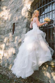The dress ❤️ - Pronovias Leante