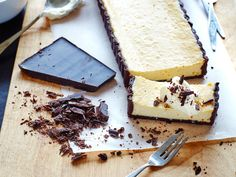 When chocolate and orange collide, magic happens! Try Nici Wickes' chocolate pastry tart and discover the wonderful combination of creamy ricotta, dark chocolate and vibrant citrus