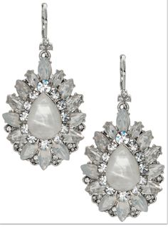 Shop these elegant earrings for the perfect night out! Available now at  Bloomingdales! 36aa29ee3