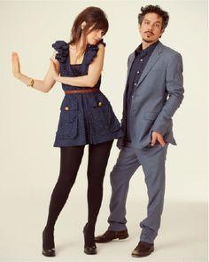 Bust Magazine June Issue - She & Him Photo (12526037) - Fanpop