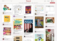 Blog post on using Pinterest in the classroom