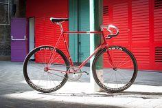Nagasawa Pista build | Kinoko Cycles