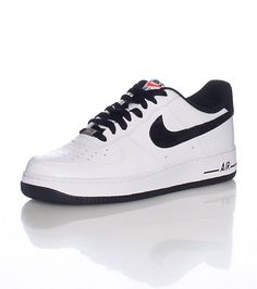 reputable site 389a9 a08ce NIKE Air Force Ones Low top men s sneaker Lace up closure Padded tongue  with NIKE logo Copper and bl.