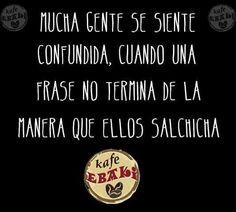 A todos nos pasa...  #AllYouNeedIsLove #OmbligoDeLaSemana #HappyHalloween #Desayuno #Breakfast #Yommy #ChaiLatte #Capuccino #Hotcakes #Molletes #Chilaquiles #Enchiladas #Omelette #Huevos #Malteadas #Ensaladas #Coffee #Caffeine #CDMX #Gourmet #Chapatas #Party #Crepas #Tizanas #SuspendedCoffees #CaféPendiente  Twiitter @KafeEbaki