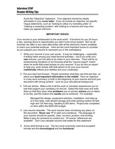 objective statements on resume sample resume with objectives 19