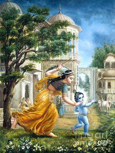 Janmashtami, the birthday of Lord Krishna is celebrated with great devotion and enthusiasm in India in the month of July or August. When is & how many days until Krishna Janmashtami in Krishna Radha, Yashoda Krishna, Krishna Lila, Little Krishna, Baby Krishna, Jai Shree Krishna, Radha Krishna Images, Lord Krishna Images, Krishna Pictures
