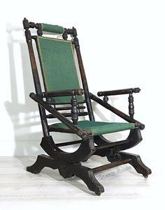 Platform Rocker Springs Pair Antique Heavy Duty Chair Springs Antique Vintage