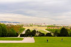 Palace Schönbrunn - the summer residence of the Habsburgs. The stunning Baroque palace is a must-visit destination on your Viennese trip. Vienna, Palace, Dolores Park, Summer, Travel, Summer Time, Viajes, Summer Recipes, Trips