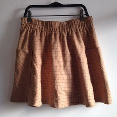 Adorable ByCorpus Skirt ❤️ Very sweet lined skirt, elastic waistband and pockets. Simply adorable. ❤️ Urban Outfitters Skirts