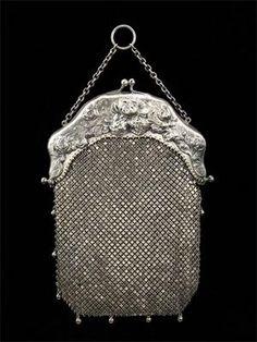 American Day Bag 1902  Metal