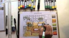 Marker Rendering Demonstration