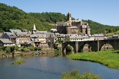 Estaing, Aveyron, France