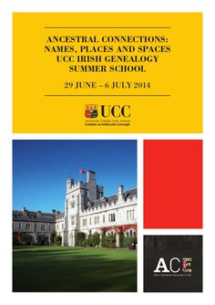 Ace summer school_programme_2014 by Lorna Moloney via slideshare