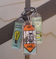 do these game themed wine charms for my favorite games, books, etc - great personalized gifts