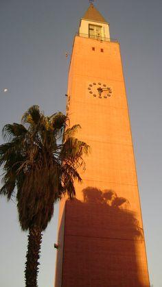 Campanil de la Catedral. San Juan. Argentina