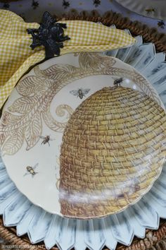 Honey Bee Kids, Honey Bees, Bee Glasses, Bee Skep, Stamped Spoons, Beneficial Insects, Creative Co Op, Different Plants, Plant Species