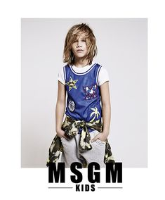 MSGM Kids Fashion Kids, Sport Fashion, Fashion Design, Sporty Outfits, Fashion Outfits, Msgm Kids, Kids Sports, Sport Wear, Kind Mode
