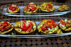 grilled eggplant with caponata salsa by smitten, via Flickr