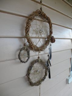 LaRgE HaNdMaDe WiLLoW DrEaM CaTcHeR  by thewillowweaver on Etsy, $80.00