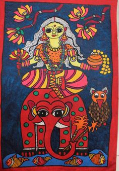 Madhubani Art, Madhubani Painting, Indian Paintings, Art Paintings, Painting Art, Phad Painting, Human Sketch, Oriental, Indian Folk Art