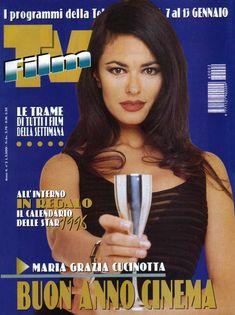 Film TV Anno 4 N°2 Maria Grazia Cucinotta