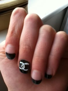 How to Create Chanel Nails