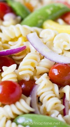 Delicious and easy pasta salad