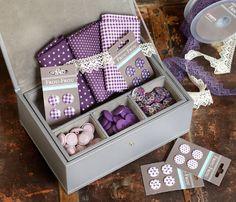 Atelier Couture Facile - Frou Frou Violet
