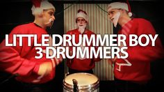 http://philjdrums.com | The best way to spread Christmas Cheer, is sharing this video for for all to hear! Behind the Scenes: http://youtu.be/2aGVo8lNFko Go ...