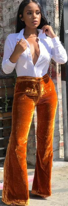 OMG..Don't Judge..those PANTS!!