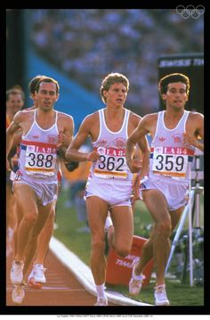 @London2012 Greatest Olympic picture? Coe, Cram, Ovett -it's now Lord Coe and he runs the show!