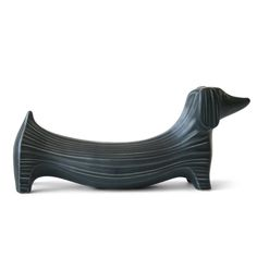 How cute is this dachshund ceramic collectible from Jonathan Adler!