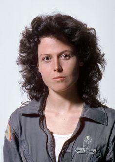 Sigourney Weaver as Ellen Ripley, Alien